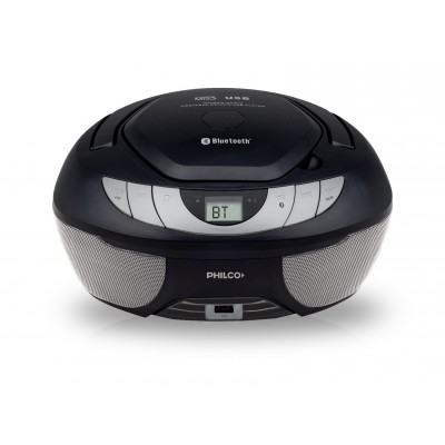 Reproductor de CD con Bluetooth Philco